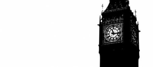 Tower of Big Ben symbol of British Parliament
