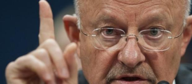 Directorul Intelligence-ului SUA,James Clapper