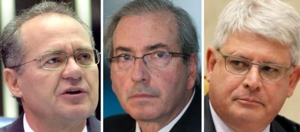 Eduardo Cunha está na lista (Foto: Reprodução)