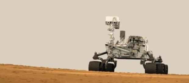 El rover explorador de Marte está en problemas