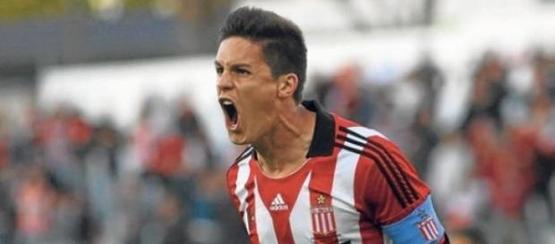 Guido Carrillo autor de 2 a 0 parcial