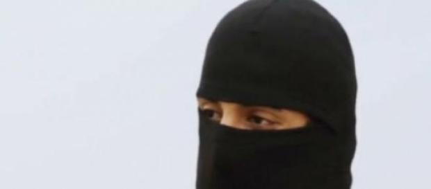 The masked executioner, Jihadi John