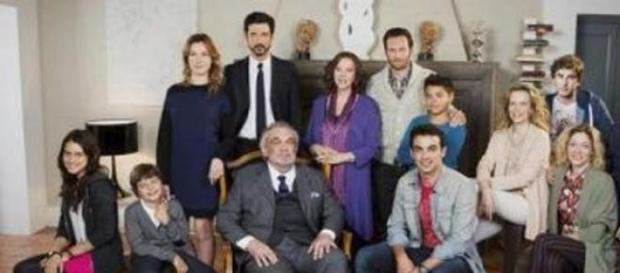 Una Grande Famiglia dal 22 marzo su Rai Uno