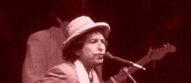 El cantante, poeta y músico estadounidense Bob Dylan es un gran admirador de Frank Sinatra