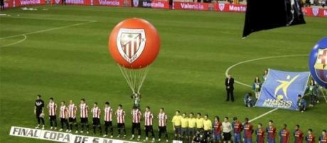 Imagen de la final de 2009