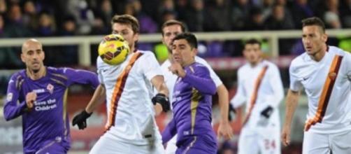 Biglietti Fiorentina-Roma 12 Marzo 2015