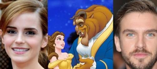 Emma Watson será Belle, e Dan Stevens, o Monstro