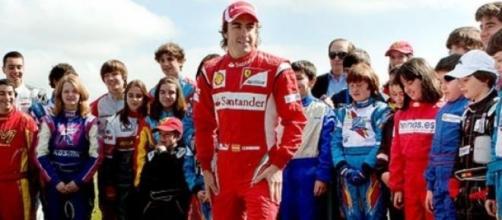 Perda de memória fez Alonso recuar a 1995