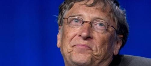 The world's richest billionaire Bill Gates