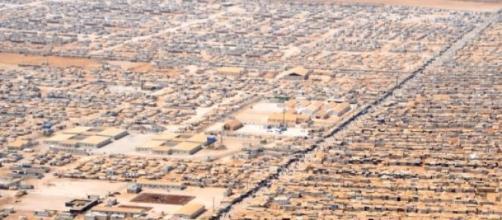 Zaatari, campo de refugiados