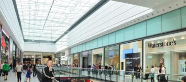Arndale Shopping Centre in Manchester