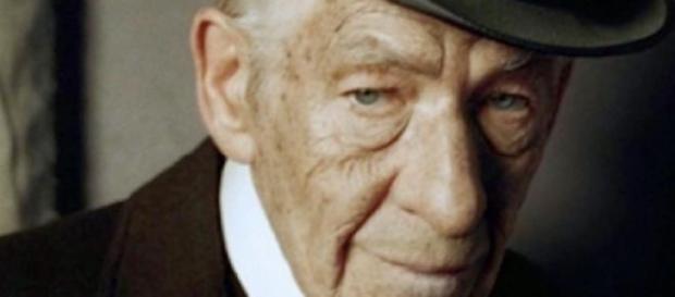 Ian McKellen como 'Mr. Holmes'