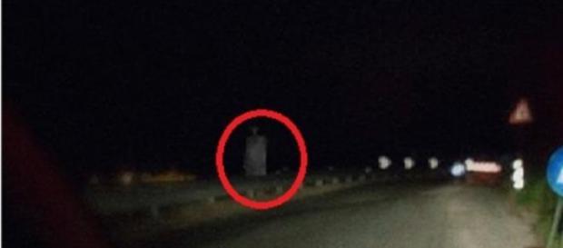 Il fantasma di Sant'Arcangelo.