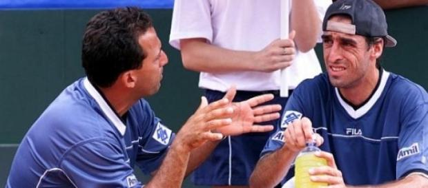 Pardal passa instruções para Meligeni em 2001