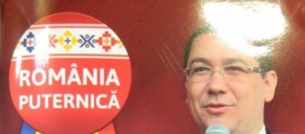 Victor Ponta la tranta cu PSD