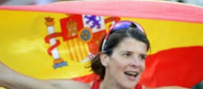 Ruth Beitia, opción a medalla del equipo Español.