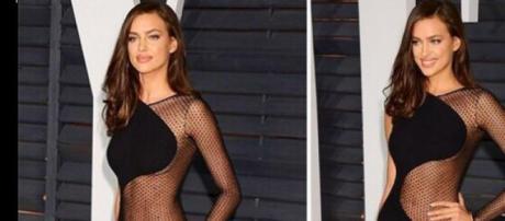 Irina brilhou nos Óscares 2015