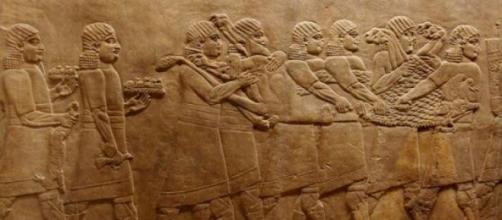 La destruction de la cité de Nimrud en Irak