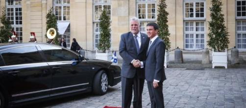 Québec et France contre le djihadisme