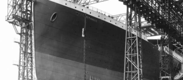 Construirea vasului de croaziera