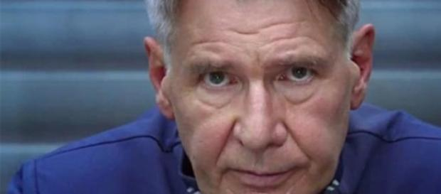 Harrison Ford no filme Ender's Game