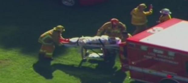 Harrison Ford sufre un accidente de avioneta