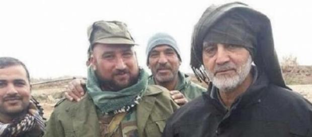 Il generale Qassem Soleimani