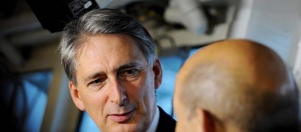 Insarcinatul cu Afaceri Externe al Marii Britanii