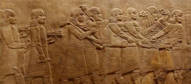 La destruction de la cité de Nimrud en Irak