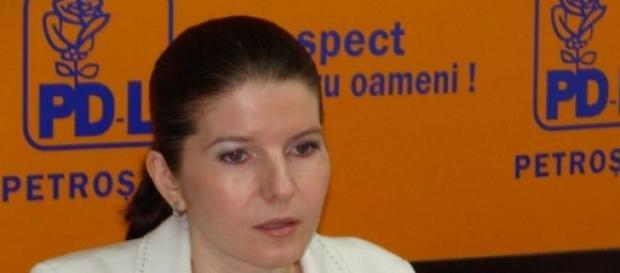 Monica Ridzi vrea gratierea pe caz de boala