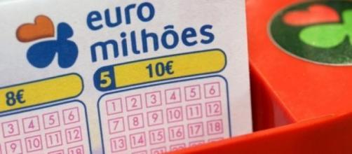 Novo milionário é português