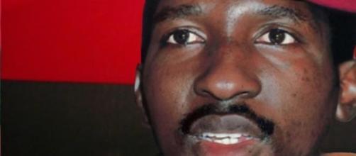 Thomas Sankara, ex presidente del Burkina Faso