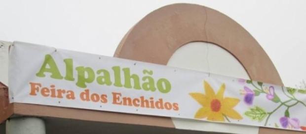 Fachada do Mercado, Alpalhão