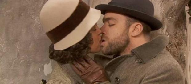 Il Segreto: Fernando ed Aurora amanti