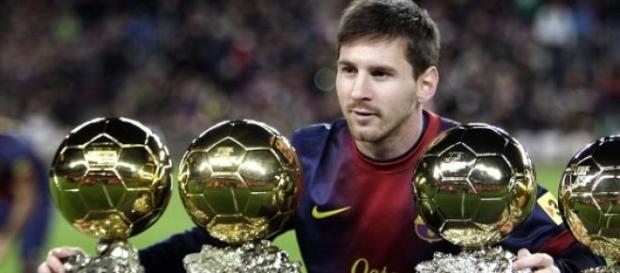 Messi, el segundo más rico en el fútbol