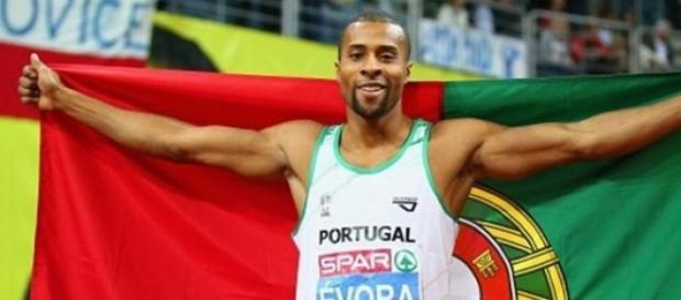 O atleta voltou a conquistar medalhas