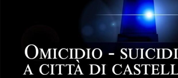 Omicidio suicidio a Città di Castello