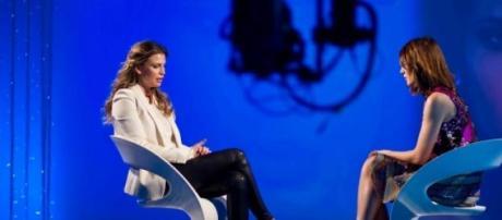 Claudia Galanti si racconta in tv a Verissimo.