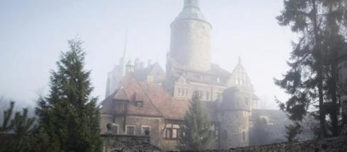 Castillo de Czocha en Polonia