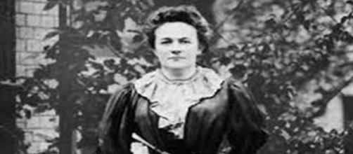 Clara Zetkin, pionera del 8 de marzo
