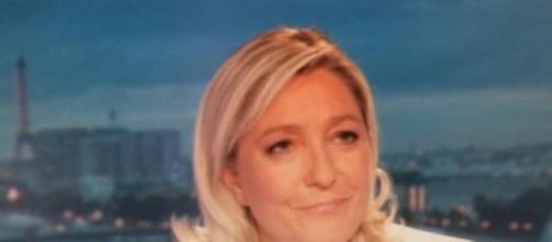 Marine Le Pen, présidente du Front National.