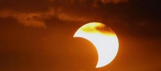 20 martie, Eclipsa partiala de Soare