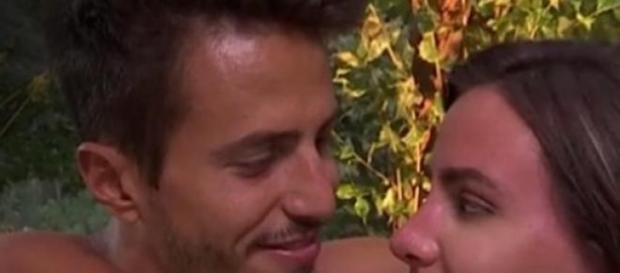 Aylén y Marco Ferri en Amor a prueba