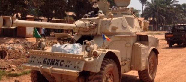Forças de três países atacam agora o Boko Haram.