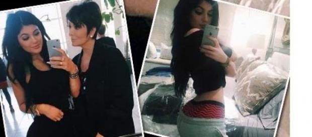 Kylie Jenner: Neuer Hintern?