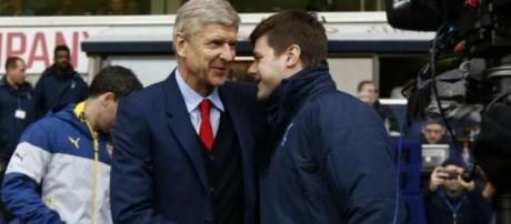 Both managers remain in battle for their target