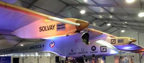 SolarImpulse1 ha già volato coast-to-coast in USA