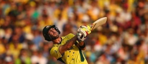 Glenn Maxwell's second fastest ODI century
