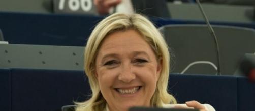 Marine Le Pen è la leader del Front National