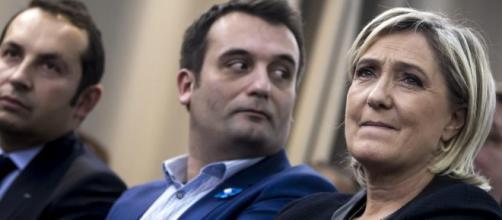 Marine le Pen et le Front national